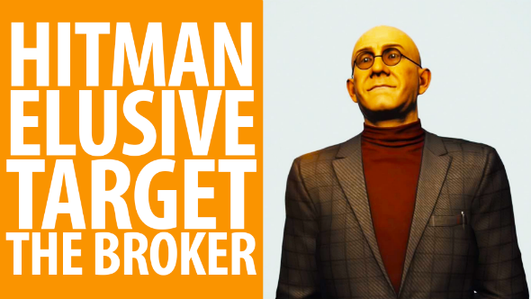 The broker hitman