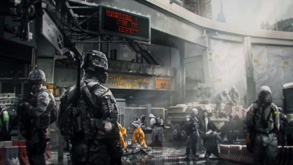 The Division Dark Zone story trailer