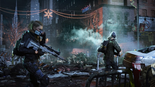 The Division PC Dark Zone
