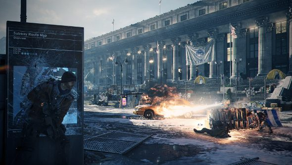 The Division beta technical problems