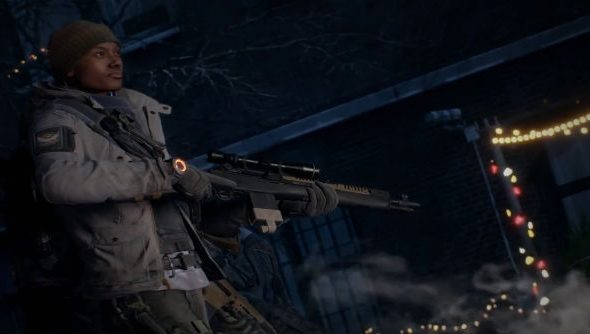 The Division footage
