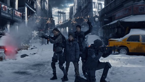 The Division live action trailer