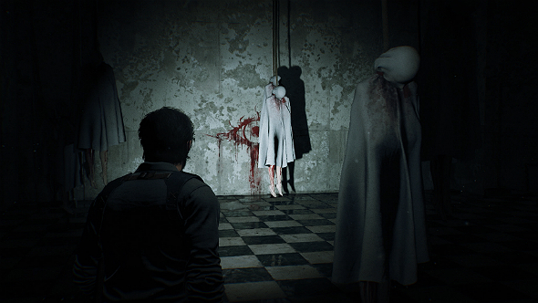 the evil within 2 hanging bodies