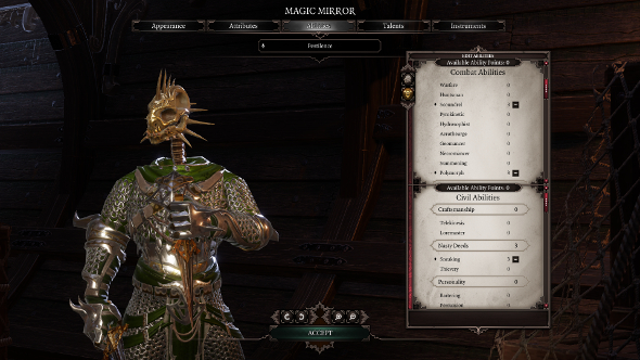 Divinity OS2 builds The Neutraliser
