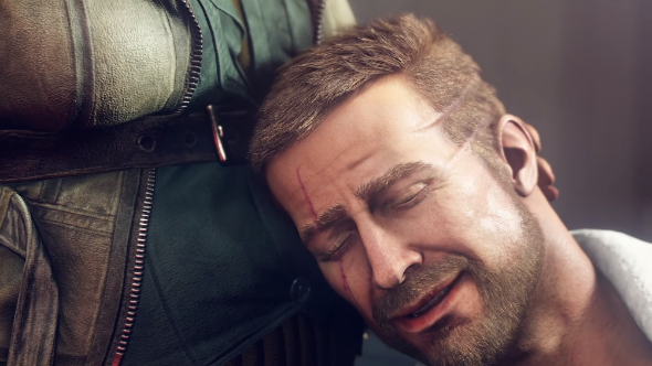 Wolfenstein: The New Colossus Anya and BJ pregnant