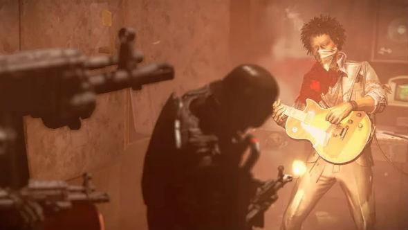 Wolfenstein: The New Order J death