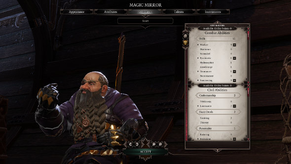 Divinity OS2 builds The One Mage Army