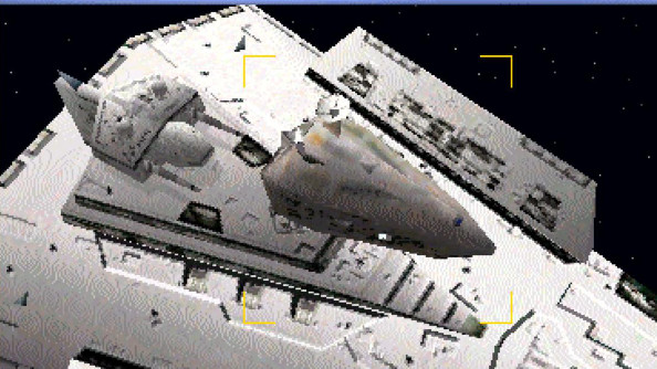 The Star Destroyer Protector