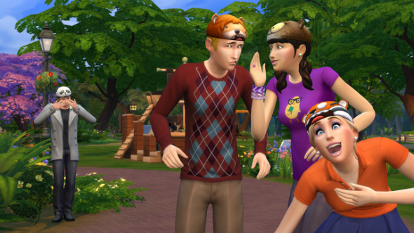 Stigma, Stuff Packs, and sex mods: what has The Sims become