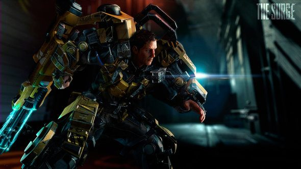 The Surge Deck 13 ARPG Behind the Scenes Video Combat Motion Capture