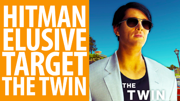 hitman the twin let's play