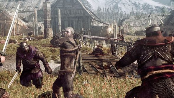 The Witcher 3: Wild Hunt Dark Difficulty