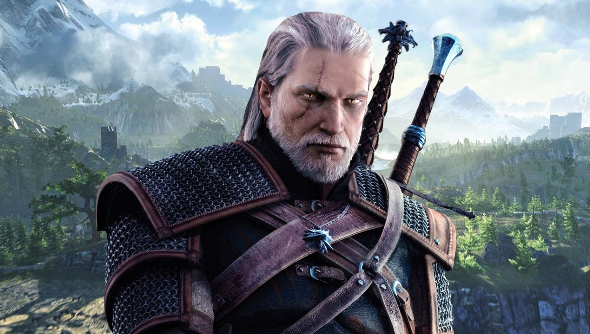 The Witcher 3 Geralt beard