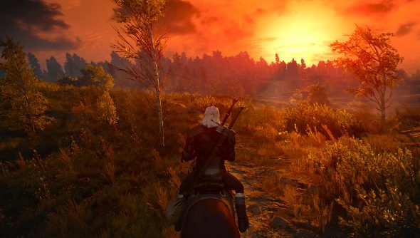What's happening with our review of The Witcher 3