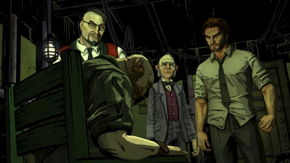The Wolf Among Us moral choice