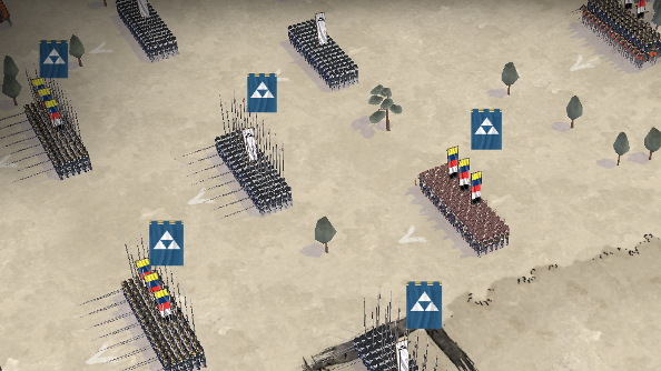 The World in Wargaming: Sengoku Jidai: Shadow of the Shogun paints a beautiful picture of Japanese civil war