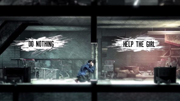 This War of Mine asks you to make a difficult choice in this interactive trailer