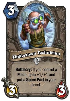 Tinkertown Technician