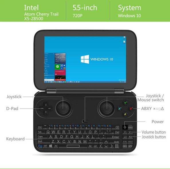 Tiny Windows 10 PC
