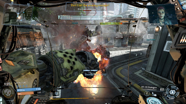 Titanfall's campaign is a misery inducing failure