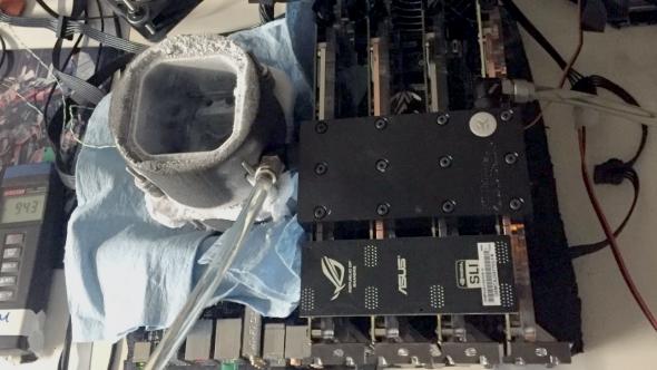 Nvidia GTX Titan X 3DMark world record