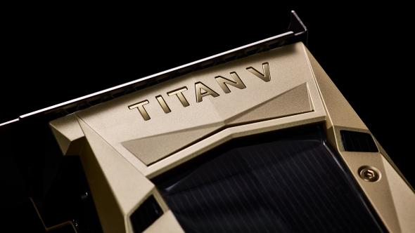 Titan V stylised