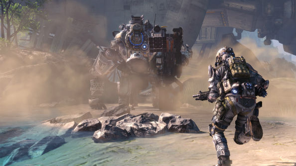 Titanfall 2 will release before April next year, say EA