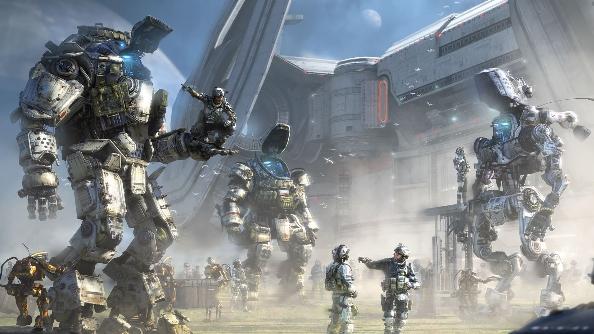 E3 2016 Titanfall 2