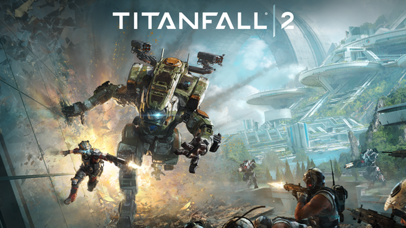 Titanfall 2 Respawn Entertainment Nexon Stig Asmussen