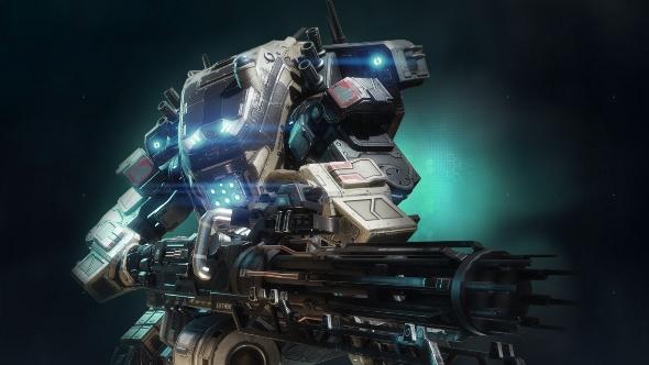 Titanfall 2 Legion titan class