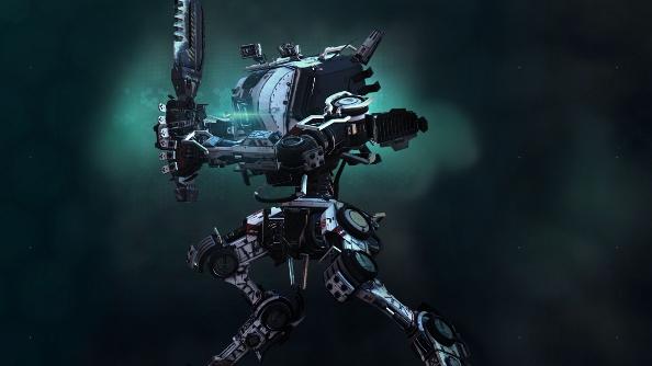 Titanfall 2 titan class Ronin