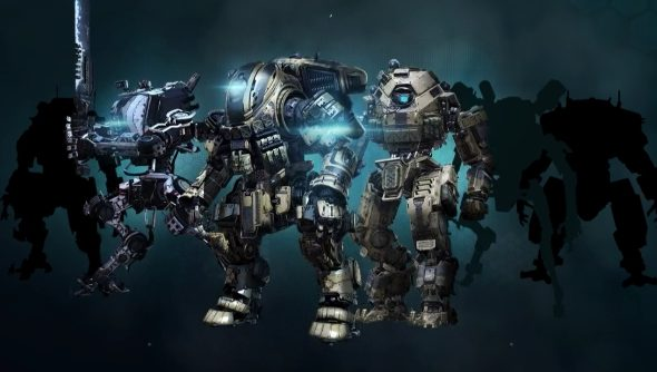 Titanfall 2 titan classes