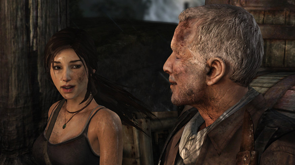 "Square Enix announce next-gen Tomb Raider ""well into development"""