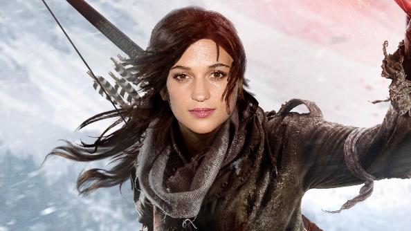 Tomb Raider casting Alicia Vikander