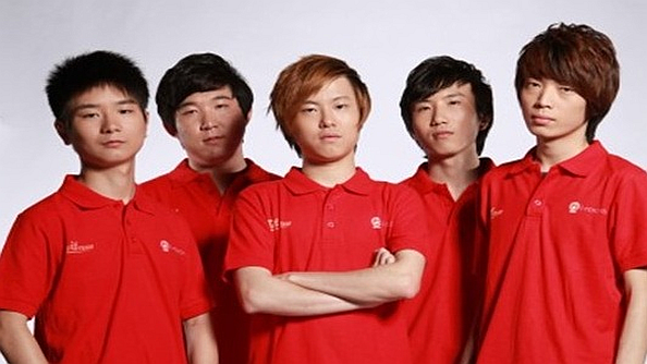 Introducing the teams of the Dota 2 International 2013