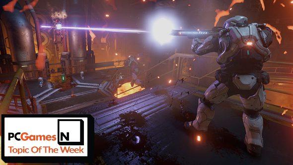 Topic of the Week: Doom