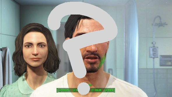 Topic of the Week: Show off your Fallout character