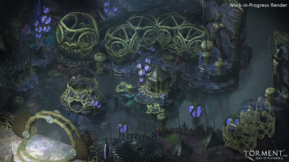 Torment: Tides of Numenera release date is now 2016