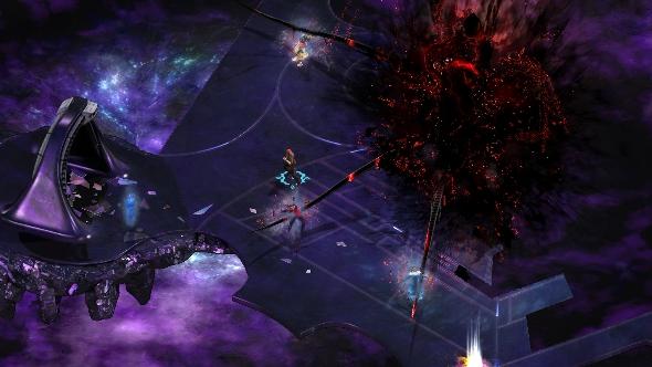 Torment Tides of Numenera explosion
