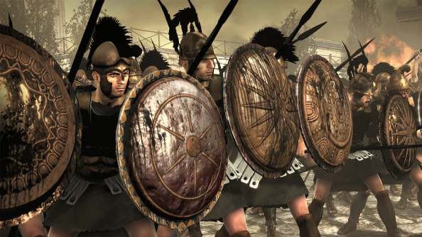 Total War: Rome 2 reveals the Macedonians, a faction not trusted by its neighbours