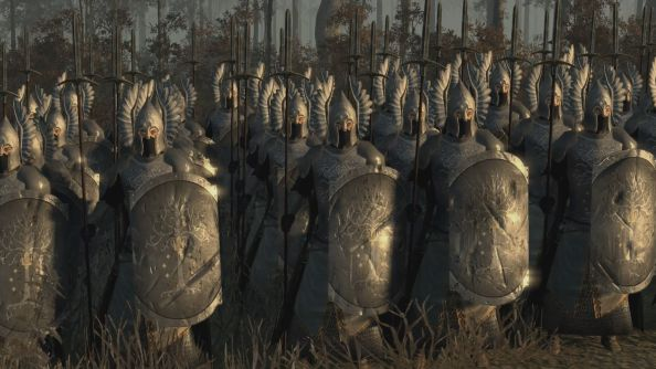 Lord of the Rings: Rise of Mordor is a promising Total War: Attila full conversion mod
