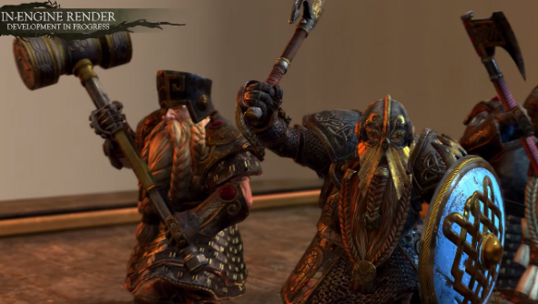 Total War: Warhammer Dwarfs