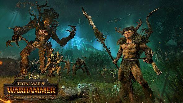 Total War: Warhammer Wood Elves