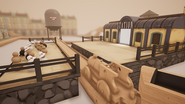 Wooden train set simulator Tracks comes to Steam in September