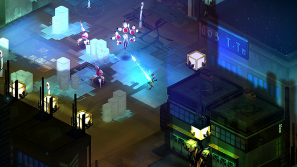 Do it all again with Transistor's Recursion mode