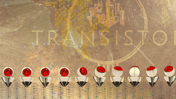 "Supergiant Games are close to ""content lock"" with Transistor; ""these days we're zeroing in"""
