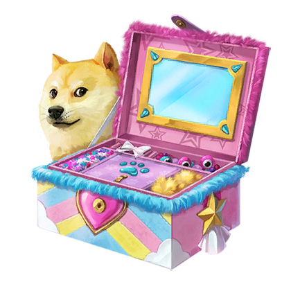 Smite's 'Such Kawaii Chest.' Yes, really.