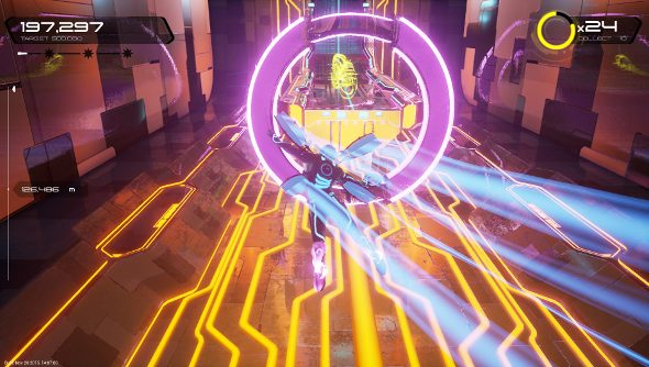 Tron Run/r launches on Steam Early Access