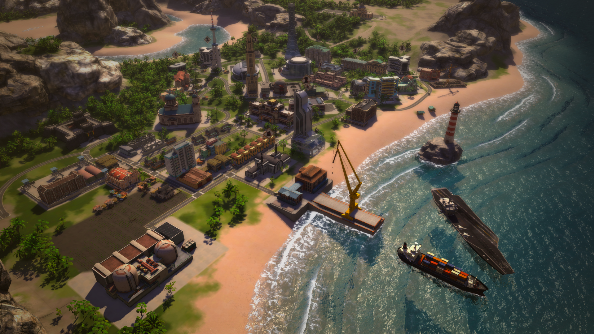 Tropico 5 Espionage