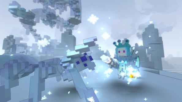 Trove trion worlds snowfest